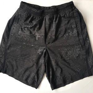 LULULEMON pace breaker shorts Medium M